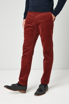 Cord Suit: Trousers