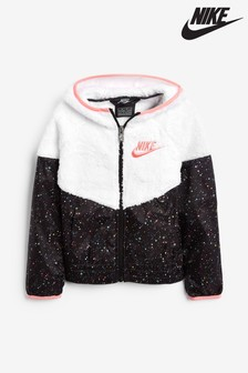 Polaire Nike Little Kids Starry Night noire/blanche