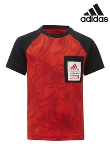 adidas Red Marvel Spider-Man™ Tee