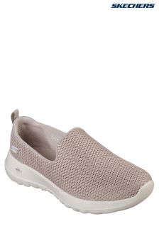 Skechers® Athletic Air Slip-on-Sneaker aus Netzstoff, natur
