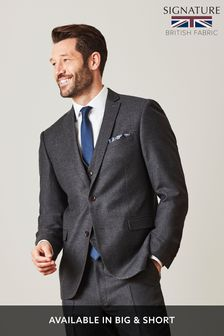 Signature British Wool Suit