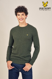 Lyle & Scott Merino Crew Jumper