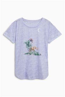 Elephant Graphic T-Shirt