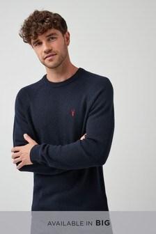 Sweter z wełny owczej