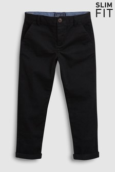 Slim Fit Chino Trousers (3-16yrs)