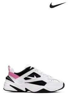 Nike White/Black M2 Tekno Trainers