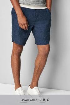 Premium Linen Shorts