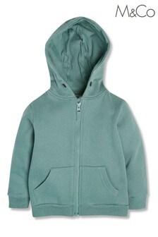 M&Co Zip Hoodie