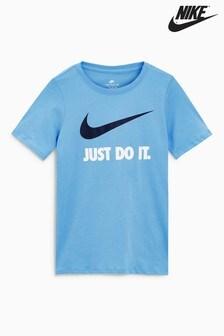 Nike Just Do It T-Shirt mit Swoosh-Logo