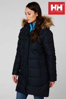 Helly Hansen Aden Down Navy Parka