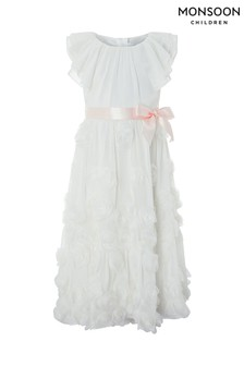 Monsoon Ivory Blossom Maxi Dress