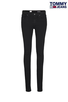 Tommy Jeans Black Como Skinny Jean