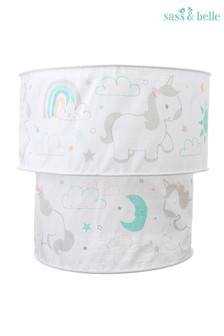 Sass & Belle Unicorn Lamp Shade