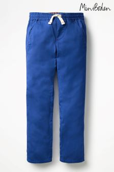 Boden Blue Pull-On Chino