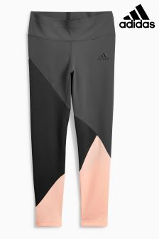 adidas Pink/Grey Legging