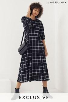 Mix/Rejina Pyo Check Dress
