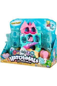 Hatchimals Colleggtibles Coral Castle Display Set