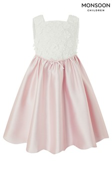 Monsoon Pink Belle Dress
