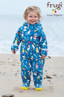 Frugi Organic All-In-One Suit
