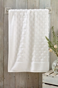 White Spot Towels