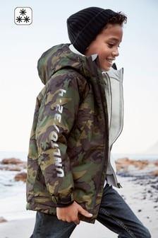 Куртка-анорак из высокотехнологичной ткани (3-16 лет)