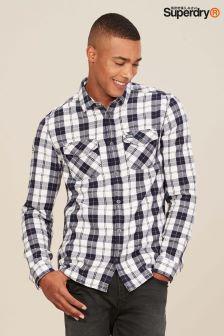 Superdry Rookie Ridge Check Shirt