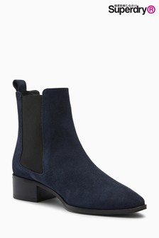 Superdry Zoe Quinn High Chelsea Boot