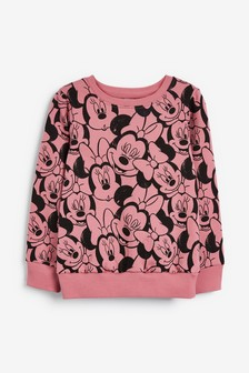 Minnie Mouse™ All Over Print Sweat (3-16yrs)