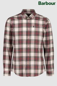 Barbour® White Endsleigh Highland Check Shirt