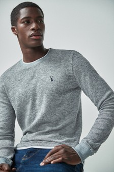 Long Sleeve Mock Layer T-Shirt