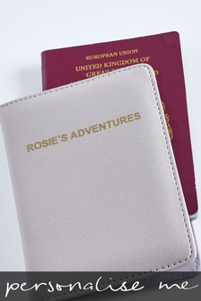 Personalised Passport Holder