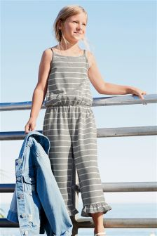 Stripe Jumpsuit (3-16yrs)