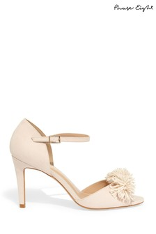 Phase Eight Pink Tammy Tassel Sandal