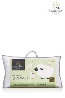 The Fine Bedding Company Wool Pillow