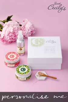 Personalised Create Your Own Fresh Faced Gift Set By Sweet Cecilys