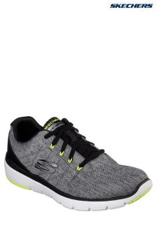 Skechers® Grey Flex Advantage 3.0 Stally