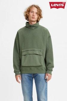Levi's® Cargo Utility Mock Neck Sweater