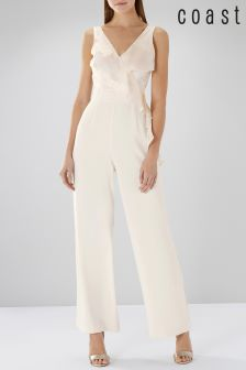 Coast Cream Emerson Jumpsuit