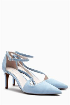 Asymmetric Court Shoes