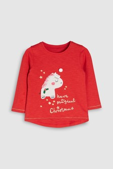 Christmas T-Shirt (3mths-6yrs)