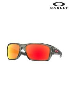 Черно-красные солнцезащитные очки Oakley® Turbine