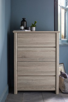Colorado 4 Drawer Chest