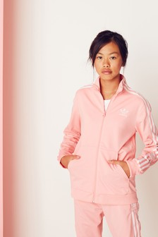 adidas Originals Pink Lock Up Track Top