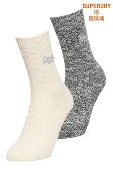 Superdry Multi Socks 2 Pack