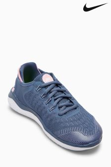 Nike Run Blue/Pink Free RN