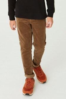 Вельветовые брюки (3-16 лет)