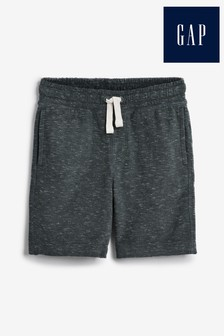 Gap Green Tie Waist Jersey Shorts