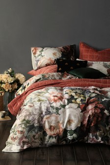 MM Linen Lizzi Duvet Cover and Pillowcase Set