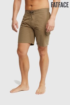 FatFace Natural Johnson Beach Short
