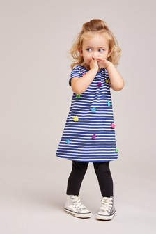 Stripe Dress (3mths-7yrs)